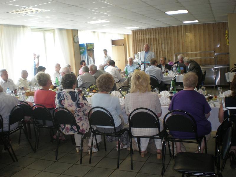Приглашённые в сборе